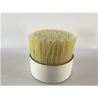 Natural White Pig Hair Bristle 60% Tops