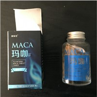 OEM Wholesale Maca Supplement Seed Tablet Capsule