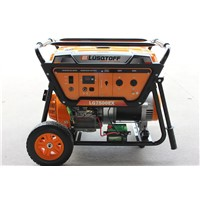 HONDA  GX6500 5000w gasoline/gas generator for commercial