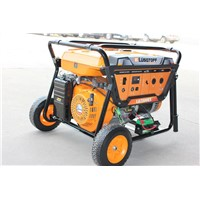 2.8kw electric portable china cheap 170f 6.5hp gasoline generator factory copy honda
