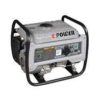 portable air-cooled 4500w gasoline generator