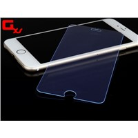 Anti glare cell phone screen protector 2.5D ant blue light cell phone screen guard for iphone7