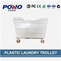 China OEM&ODM top-grade plastic laundry trolley with super quality and competitive price