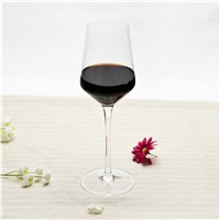 Clear Glass Wine Goblet Wine Glass
