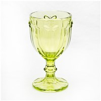 Color Glass Goble Glass Wine Cup