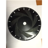 Vaccum Brazed Diamond Circular Saw Blade
