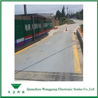 50-200T Digital Truck Scale Weighbridge with High Accuracy