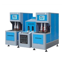 semi-automatic bottle blow Molding machine/bottle making machine