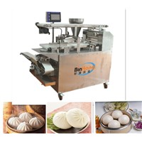 small steamed stuffed bun /momo/baobao making machine