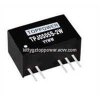 2W 6KVDC Isolated DC/DC Converters