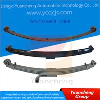 Trailer Rear Suspension Leaf Spring Made in China