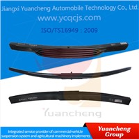 Parabolic Conventional Leaf Spring Used Auto Spare Parts