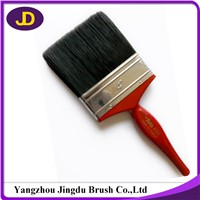 Best Selling Plastic Handle Black Bristle Paint Brush