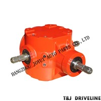 Worm Gearbox, Agriculture Gearbox for farm, Tractors and Harvesting Equipment