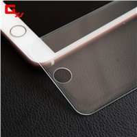 Cell phone film protector 0.3mm 3D ultra-clear premiun tempered glass protector for iphone7 plus