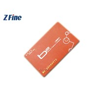 125khz frequency EM4200 /T5577 anti-counterfeiting rfid smart card for access control