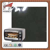 PVC steel laminating sheet for toaster oven