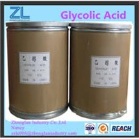 High Quality glycolic acid/glycolic acid cosmetic/99% glycolic acid powder