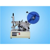T21100 Semi-automatic plane labeling machine labeler semi-automatic flat surface labeling machine