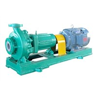 IHF Serie Chemical Centrifugal Pump