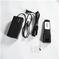 Two Buttons Keys 2.4Ghz Wireless Remote Control Single Linear Actuator LCD TV Bed Lift Column
