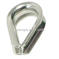Stainless Steel Rope Thimble