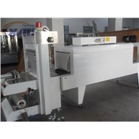 semi-automatic bottle shrink packing machine