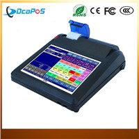 "12"" Capacitive Screen POS System/ Android POS System/ Windows POS System"