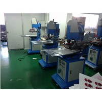 Manufacturer professional pneumatic hot foil stamping machine
