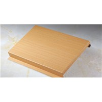 Aluminum wooden honeycomb panel