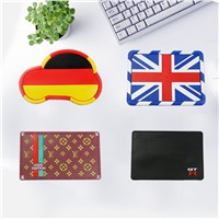 Custom promotional car dashboard sticky silicone anti slip pad