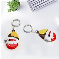 Disney audit factory kids gifts promotional custom logo keychains
