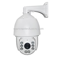 Full HD 360 degree 18x Optical zoom  dome ir distance 150m auto tracking 2mp outdoor ptz ip camera