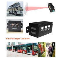 Bus People Flow Counters Analysis Device