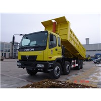 Construction tipper truck 6x4 20 tons dump truck for sale