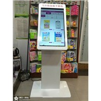 Standalone Digital Signage with Touch Foil Touchscreen