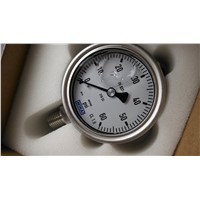 Wika Pressure transmitter gauge temperature measure