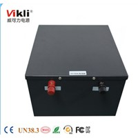 lithium ion type solar panel usage 12v 150ah battery