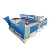 150/200W CNC CO2 Metal Laser Cutting Machine/Stainless Steel MDF Wood Board/HQ1325M