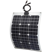 30W Semi-Flexible Solar Panel