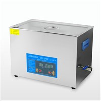 30L 600W 40KHz sink type industrial ultrasonic cleaner for lab