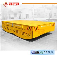 AGV Steerable electric trackless transfer cart