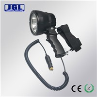 Guangzhou JGL NFL120-25W LED Hunting spotlight, led Marine boat light with 12v cigar lighter
