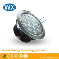 12W LED Ceiling Lighing Lamps High-power CE RoHS Weixingtech