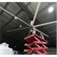 6.1m Big Ass Type Warehouse Ventilation China Alibaba Manufacturer Warehouse Exhaust Fans