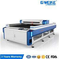 LC 1325 400 watt co2 laser cutting machine FDA CE ISO Professional certification