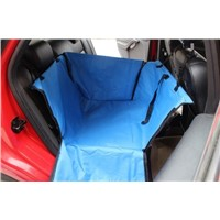 Pet bed car mat