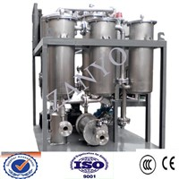 ZANYO ZYK  Phosphate ester fire-resistant oil filtration machine