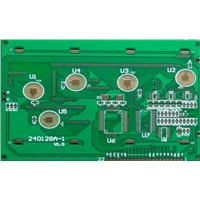 Multilayer Tin/Lead HASL LED PCB