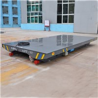 Construction Field Transport Customized Environmental Motorized Rail Trolley